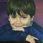 """Nr.139 """"Porträt meines Sohnes"""""""