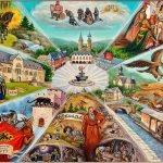 """Nr.147 """"Das Kaiserliche Goslar"""" (1000-jährige Geschichte im Bild)"""