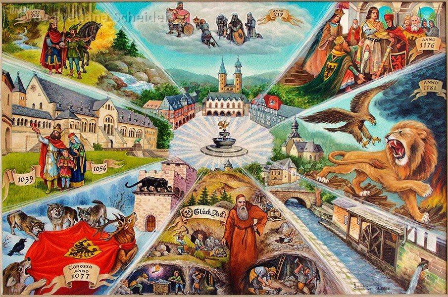 """Nr.147 """"Das Kaiserliche Goslar"""""""