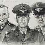 """Nr.155 """"Drei Generationen"""" (Porträt wurde von drei Einzelfotos gemacht)"""