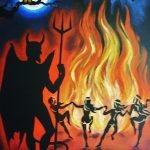 "Nr.89 ""Walpurgisnacht"" (Serie: Hexen spuk)"