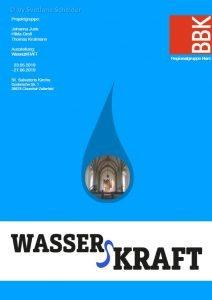WassersKraft, Poster