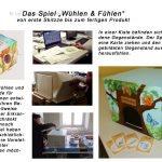 """Das Spiel """"Wühlen & Fühlen"""""""