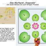 """Das Wurfspiel """"Hoppsala"""""""