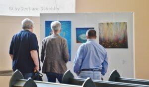 """Vernissage Ausstellung """"WASSERsKRAFT"""""""