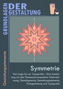 """Lernposter """"Symmetrie"""""""